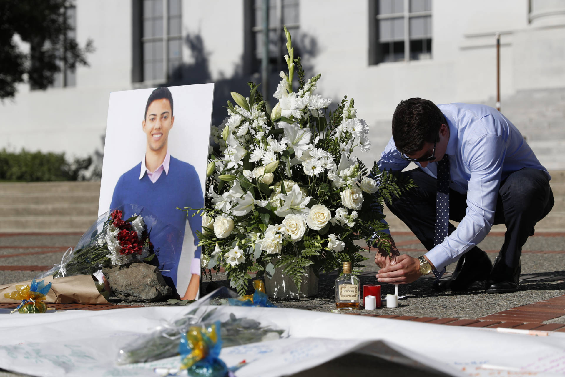 Outpouring of Love for Nick Leslie, UC Berkeley Student Killed in France