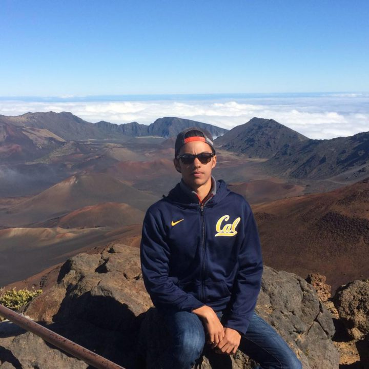 Nick Leslie, a Cal student who reportedly is missing after Nice attack.