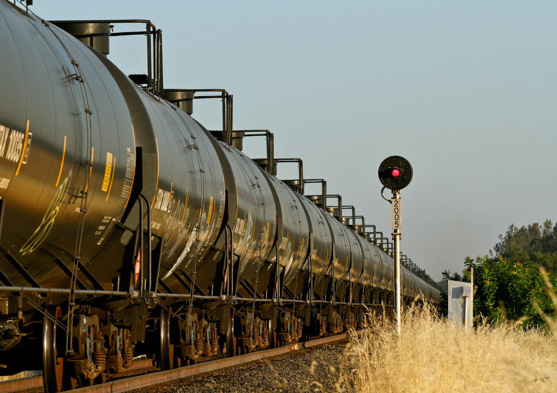California Imposes New Fee on Rail Cars Carrying Dangerous Chemicals