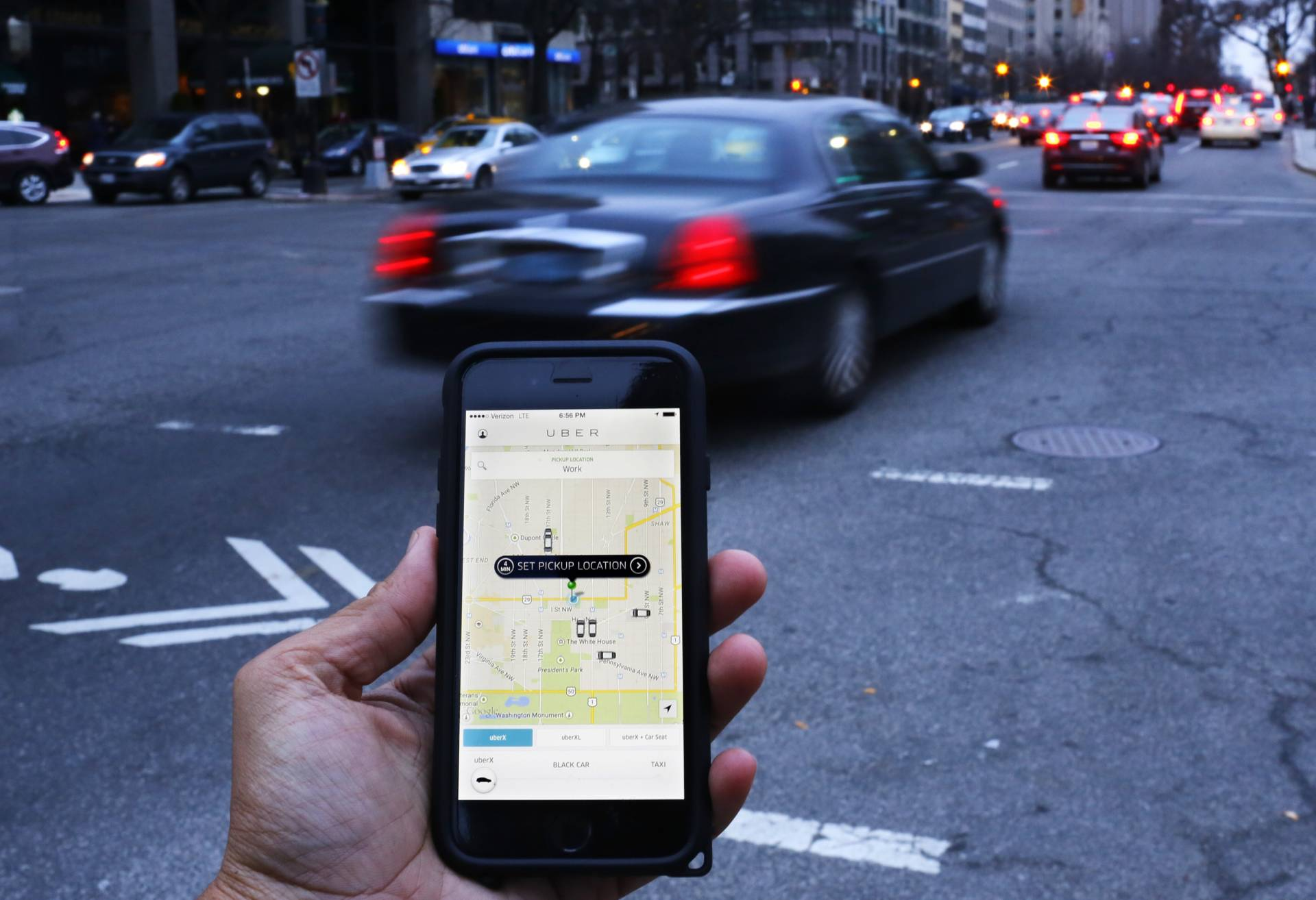 Pilot Program to Help Dublin Commuters Pay for Uber, Lyft, Cabs