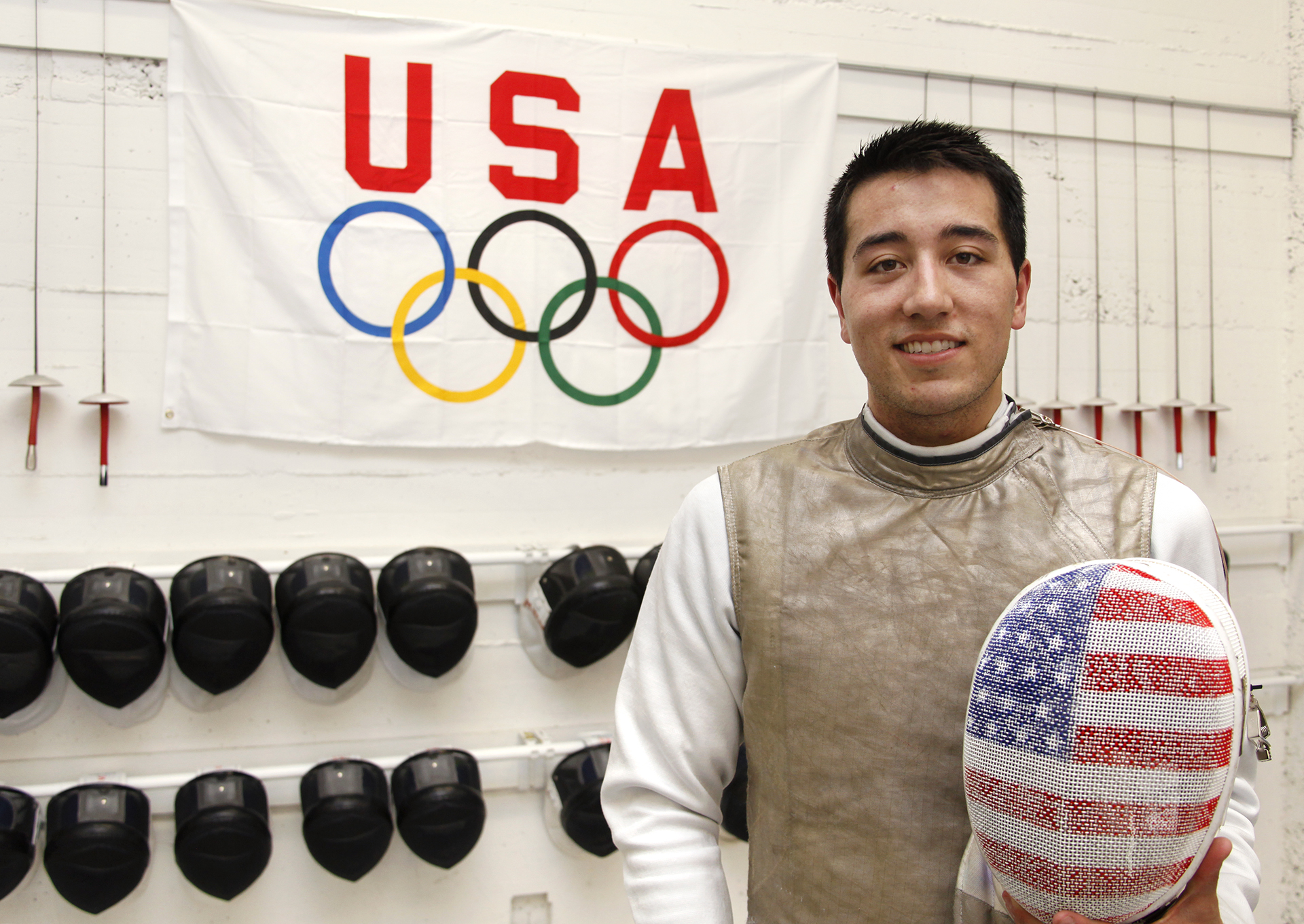 How The Bay Area Turned Into An Olympic Fencing Powerhouse