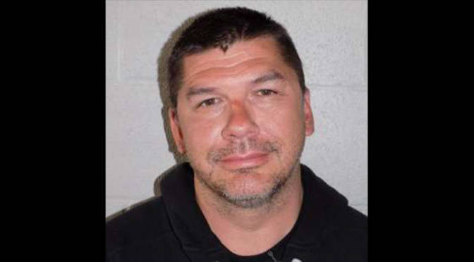 Stockton Mayor Anthony Silva's booking photo. (Courtesy of the Amador County Sheriff's Office)
