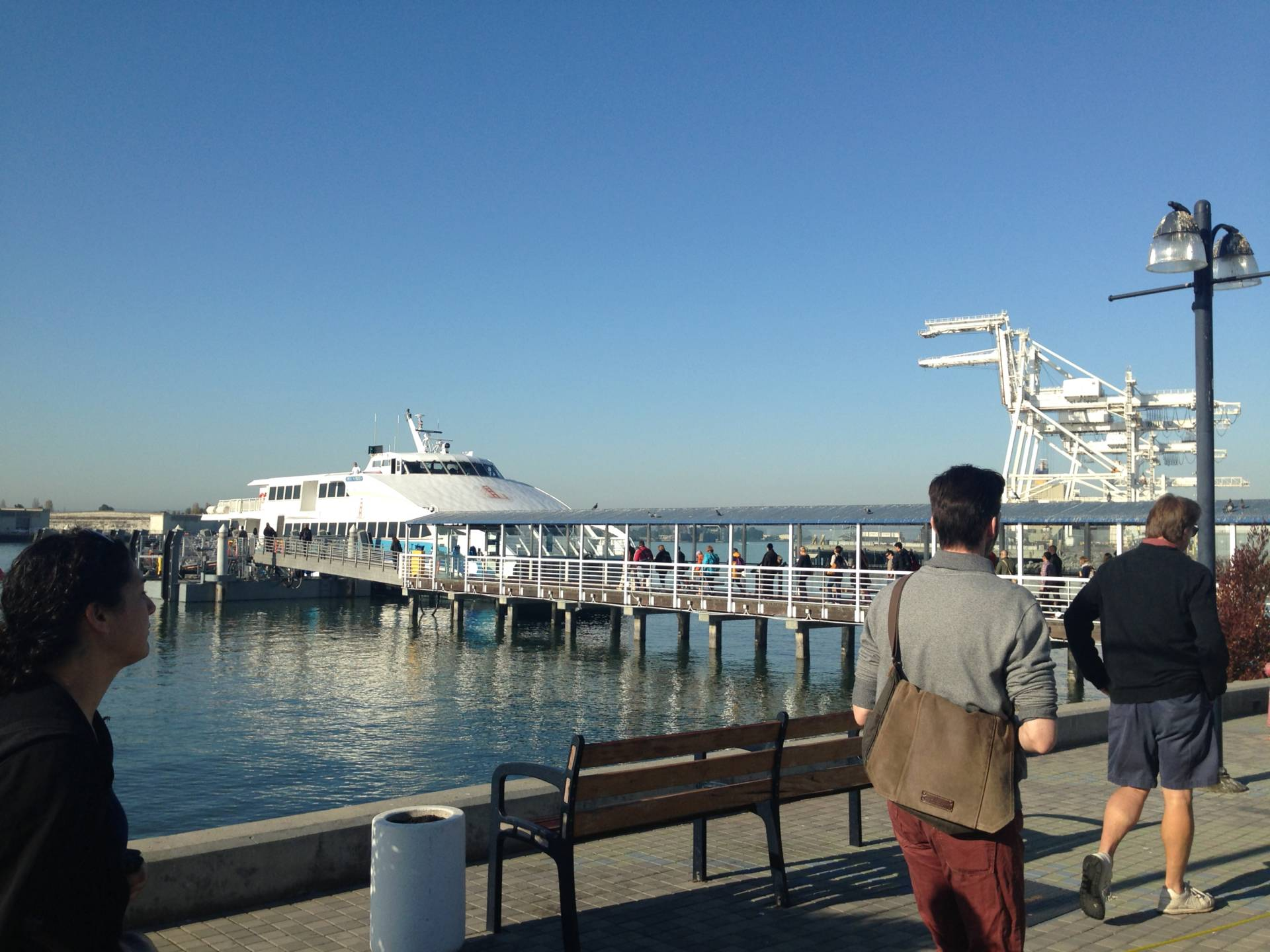 Private Ferry Commuter Service Coming to San Francisco Bay