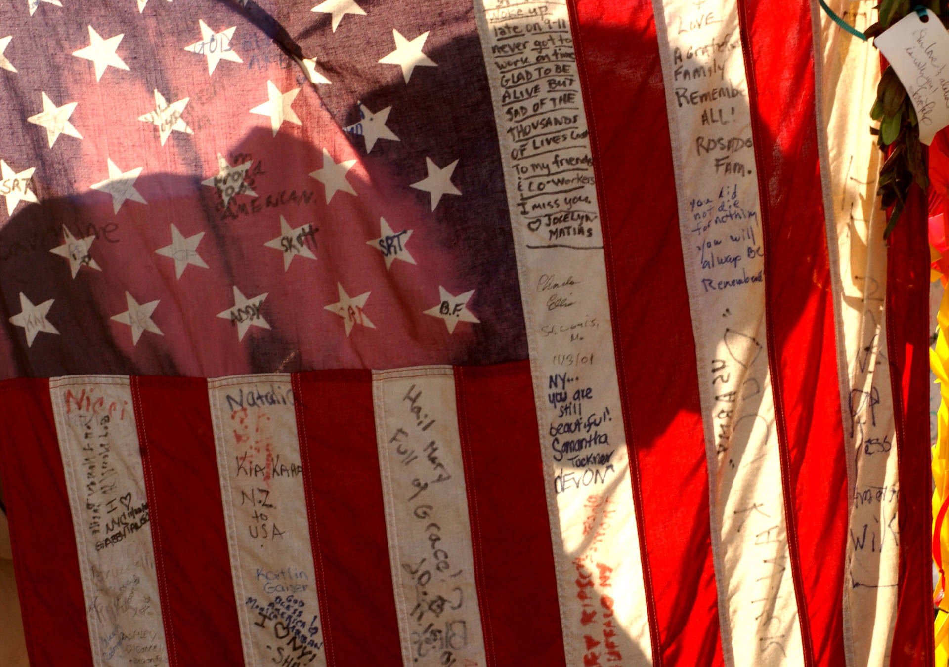 Bay Area Observes 15th Anniversary of 9/11 Attacks