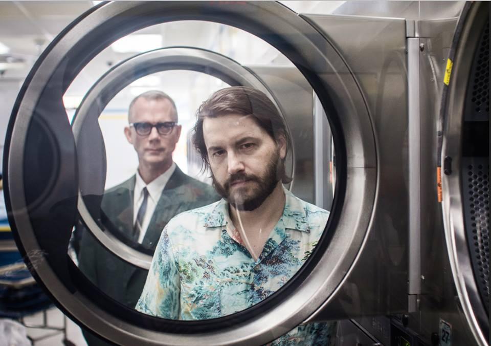 Washing Machine Music With Matmos