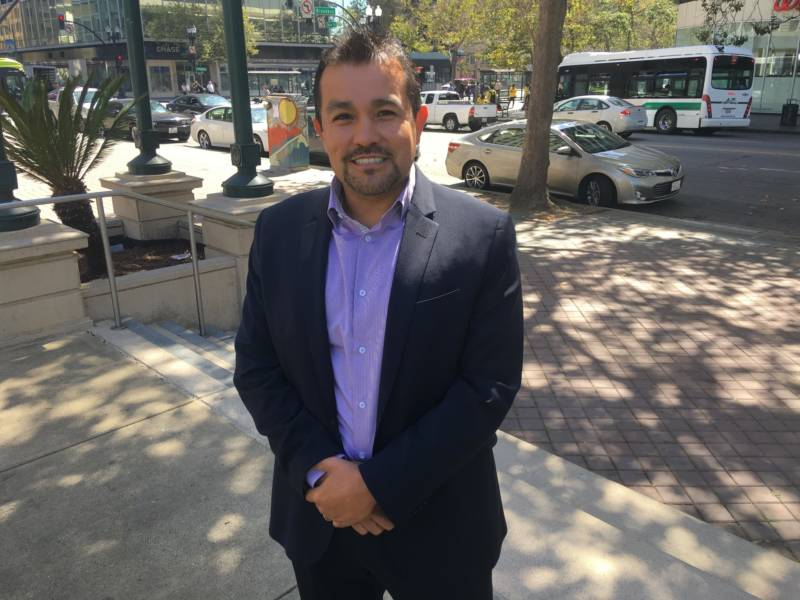 Jose Corona, Oakland's Director of Equity and Strategic Partnerships