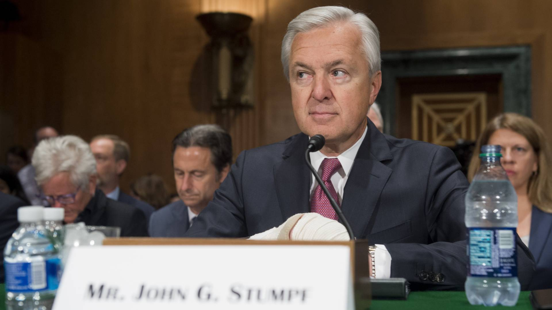 Wells Fargo CEO John Stumpf Resigns Amid Scandal