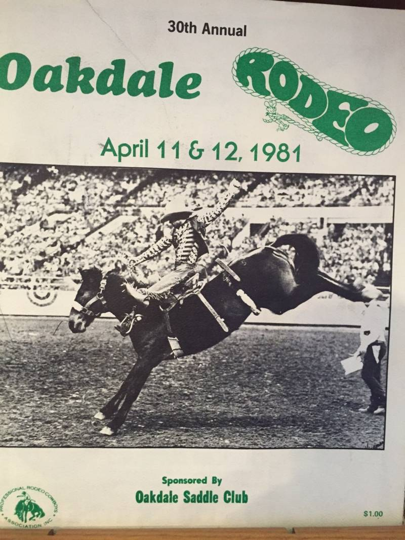 """Oakdale calls itself """"the Cowboy Capital of the World."""" The local Cowboy Museum is packed with memorabilia."""