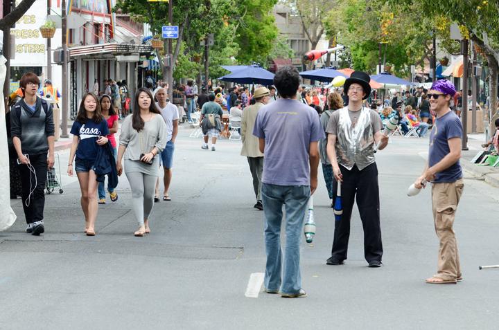 Planners Propose a Pedestrian Paradise on Berkeley's Telegraph Avenue
