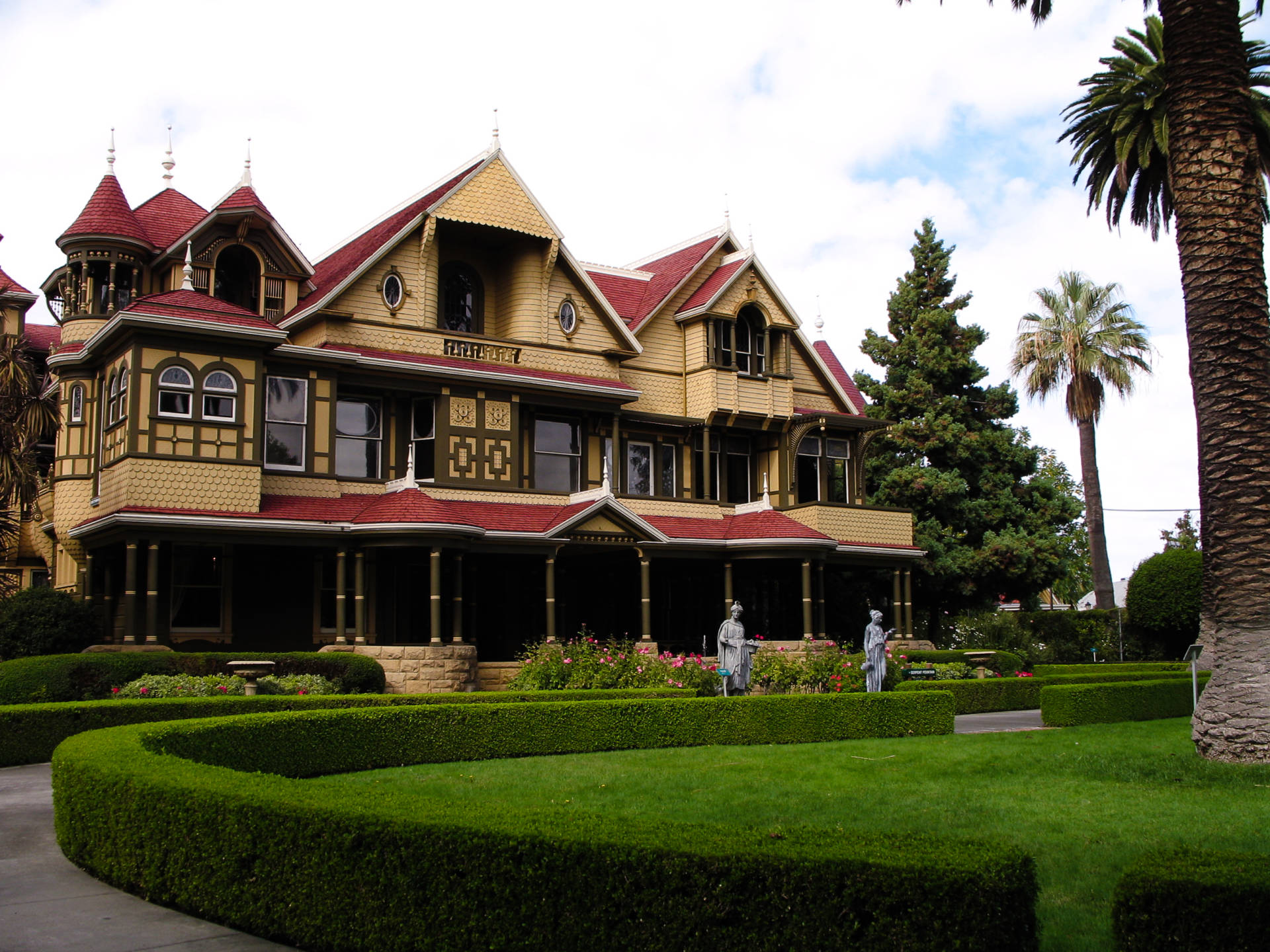 New Room Discovered at Winchester Mystery House News Fix