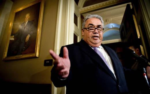 Ex-California state Sen. Ron Calderon in 2013.