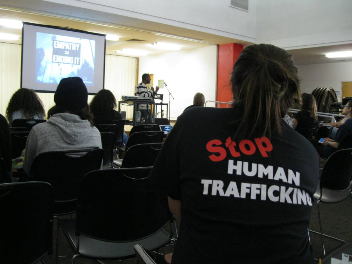 Report Finds Nearly 500 Reported Cases of Human Trafficking in S.F. in 2015