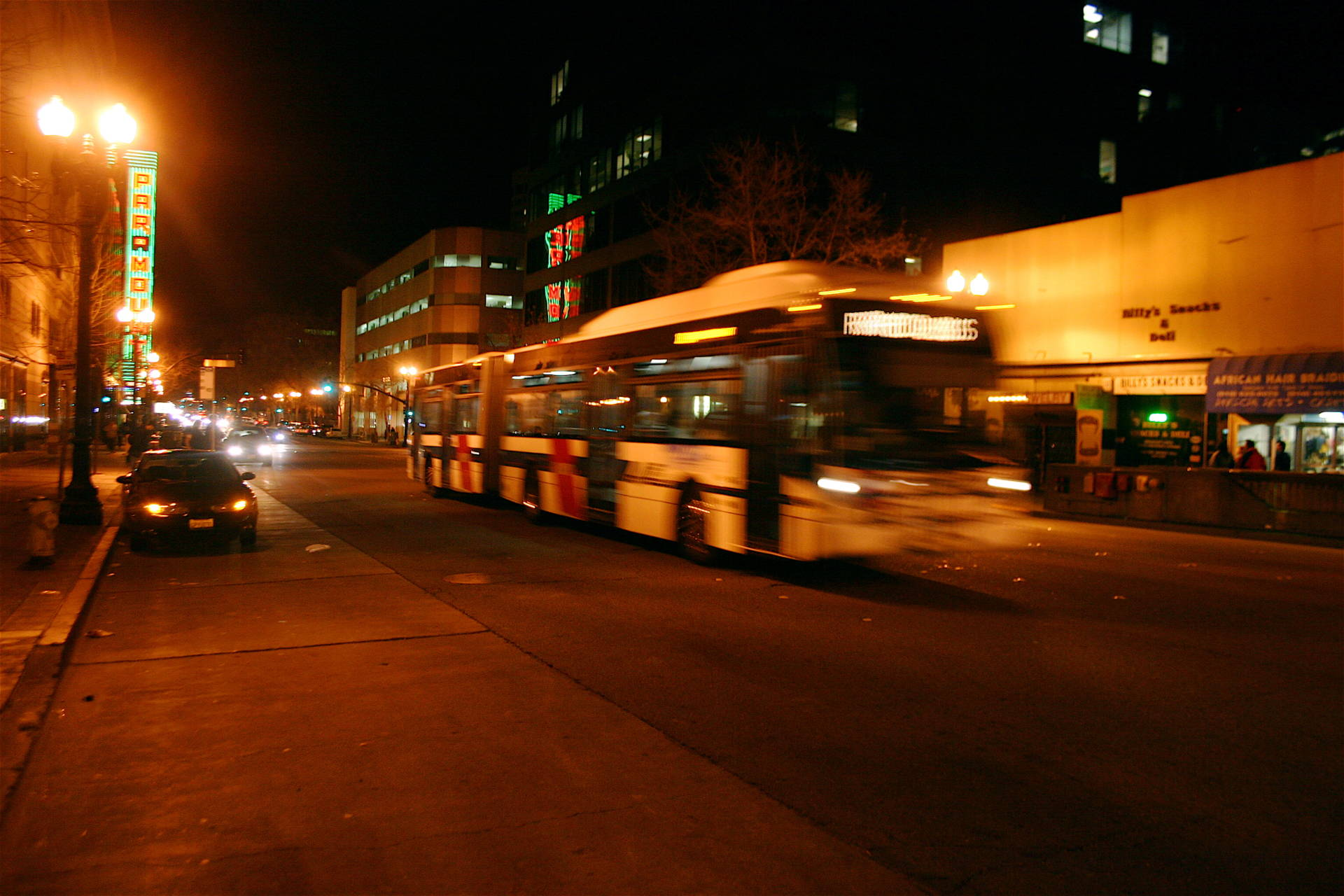 BART Votes to Extend Late-Night Bus Service