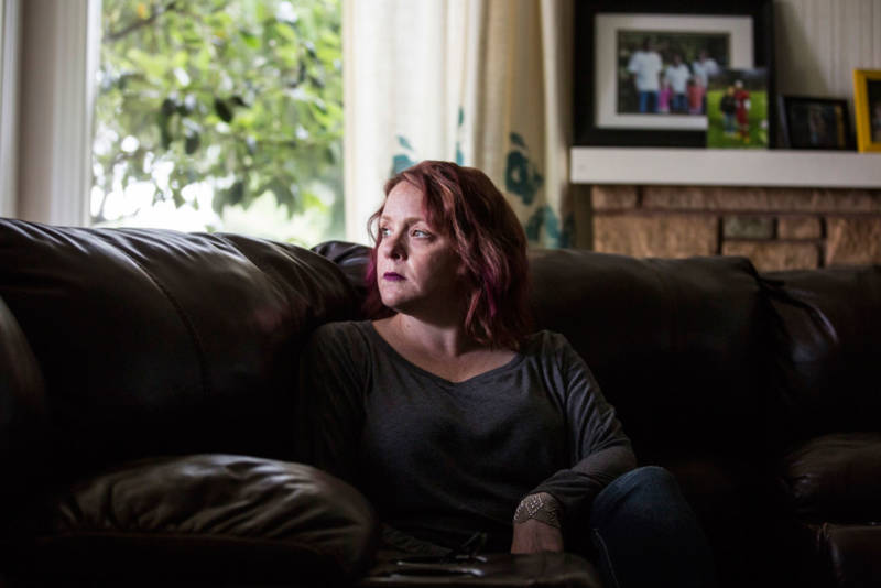 """""""They'll give you weed, alcohol and food, and all you have to do is trim,"""" Leah Gee says of the sales pitch to underage girls looking for work on pot farms. But Gee, the director of a group home in Eureka, Calif., says they sometimes find they're expected to do more than trim."""