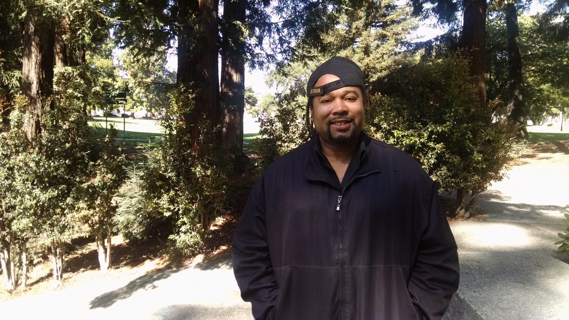 "Jason ""Shake"" Anderson volunteered for Occupy Oakland's media committee. He ran for Mayor of Oakland in 2014."