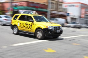 TNC drivers say their passengers have sworn off cabs forever. (Deborah Svoboda/KQED)