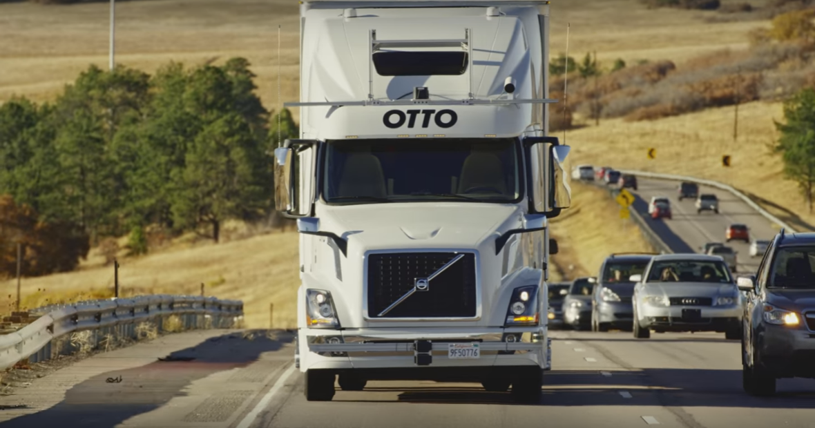 Beer Run! Self-Driving Truck Goes 120-Plus Miles on Colorado Delivery