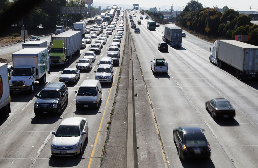 Where's the Worst Traffic in the Bay Area?
