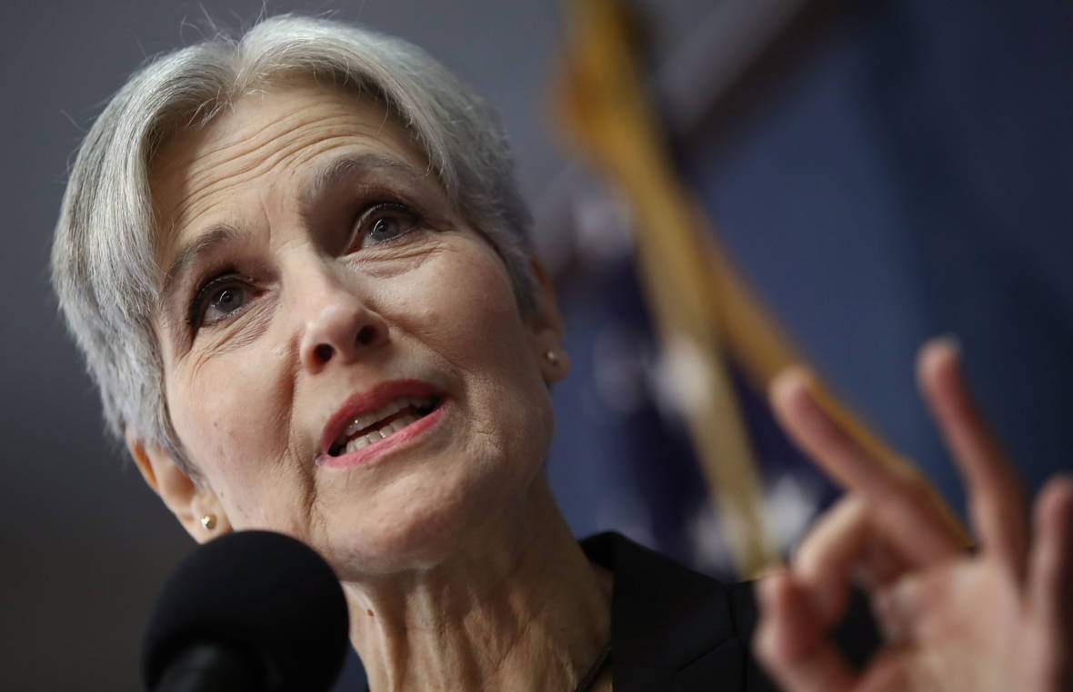 Wisconsin to Launch Recount as Stein Fundraising Effort Continues