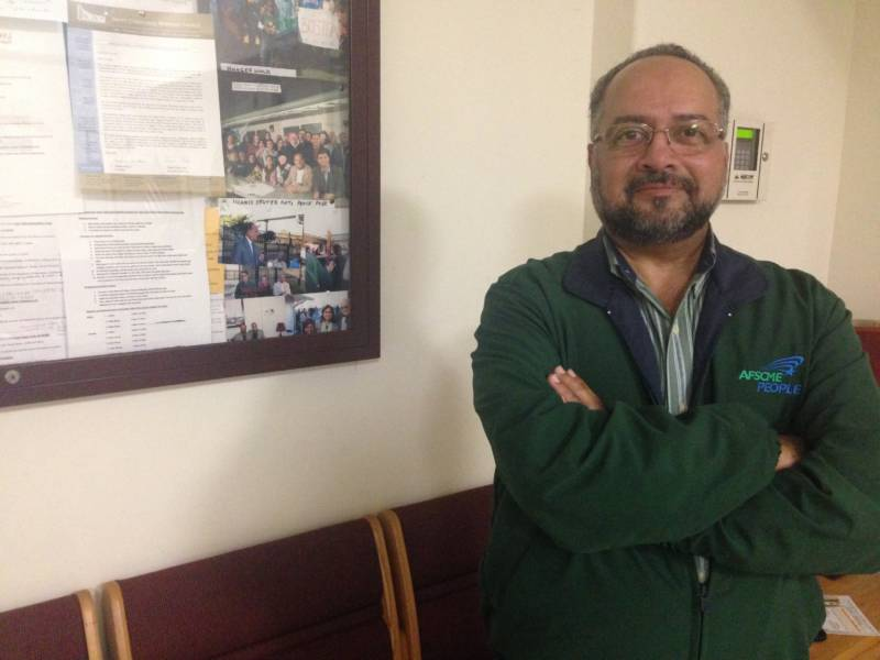Abdul Rahman says the Islamic Center of East Bay in Antioch became more inclusive and open to the community after someone set fire to the mosque in 2007.