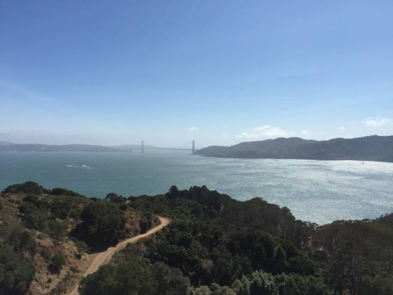 Angel Island State Park. All state parks will be free to the public the day after Thanksgiving.