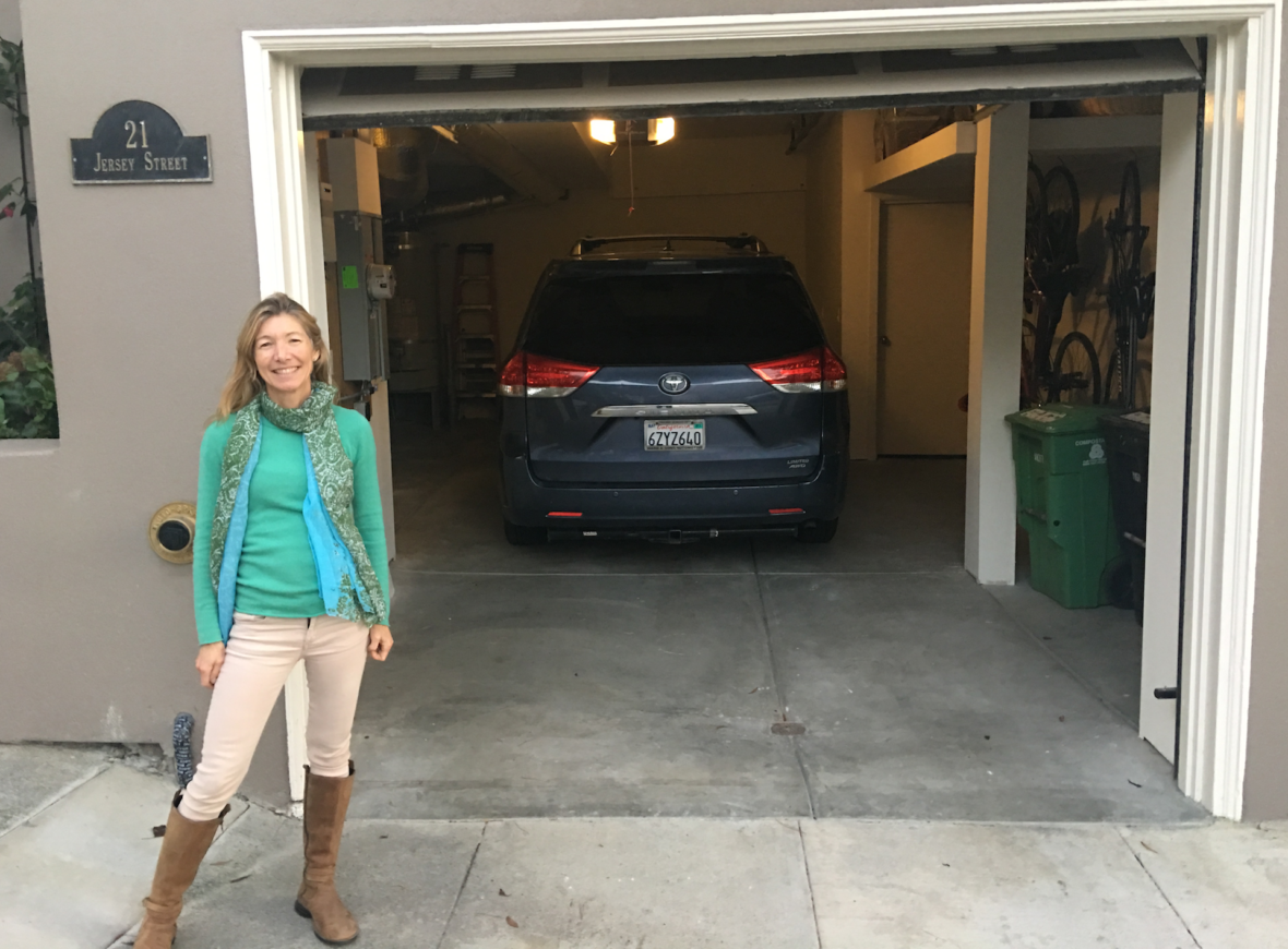 What It's Like to Host a Polling Place in Your Garage