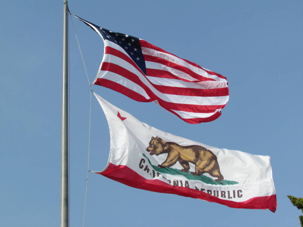 From His Home In Russia Calexit Leader Plots California - When did california become part of the united states