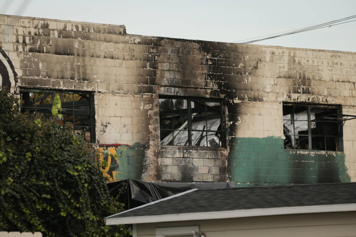 Chief: Fire Department Unaware of Oakland Warehouse Concerns