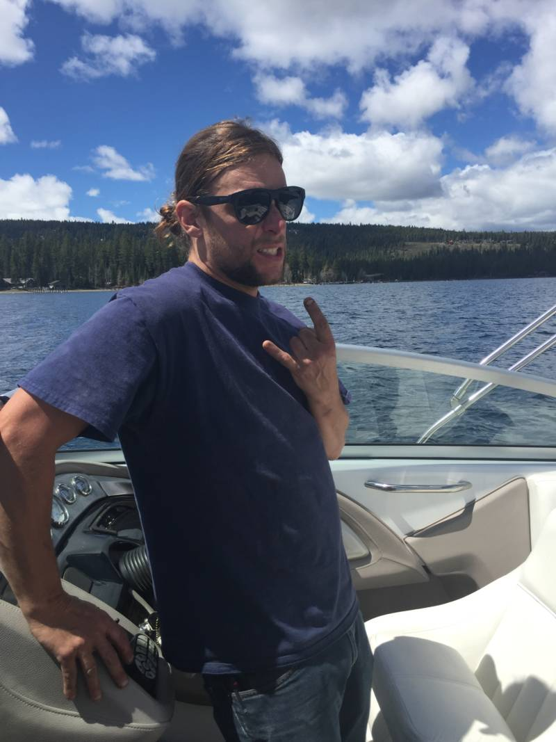 Boat mechanic Jared Fournier has been hopping from temporary home to temporary home since losing his rental to an Airbnb conversion back in September.