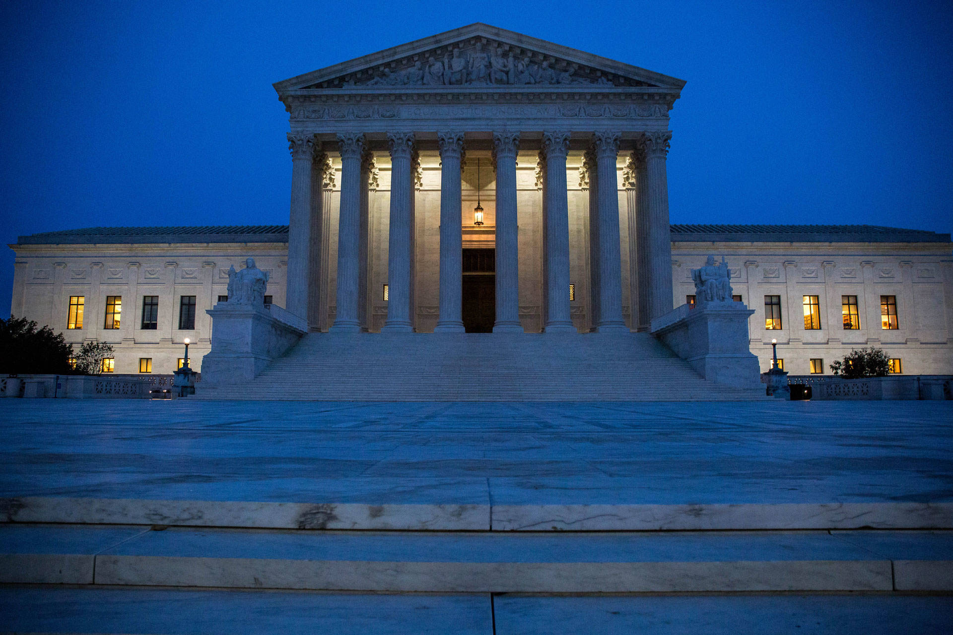 The U.S. Supreme Court in Washington, D.C. Zach Gibson/Getty Images