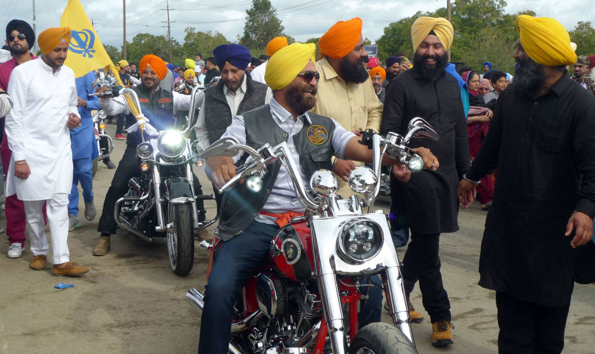 Sikh Festival Highlights Community's Deep Roots in Yuba City