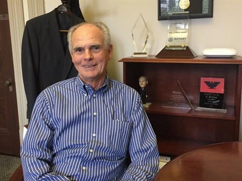 Former Mayor Chuck Reed.