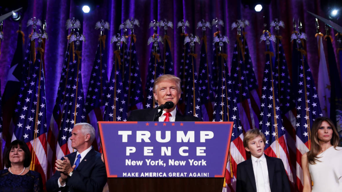 Trump Claims 'Massive Landslide Victory'; and Now, Some Facts