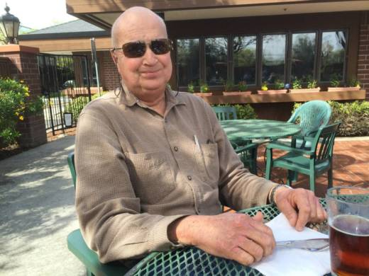 Ray Perman was diagnosed with prostate cancer and sarcoma carcinoma five years ago. His doctors told him two months ago there was nothing more they could do for him.