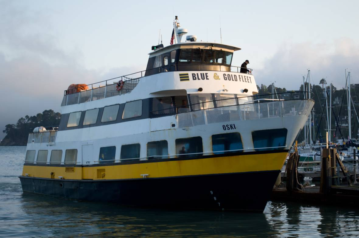 Threat of Lawsuit Scuttles Plan for Change in Tiburon Ferry Operation