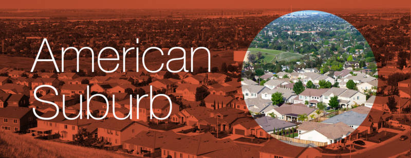 American Suburb podcast