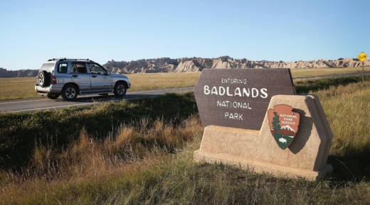 A day after three climate-related tweets sent out by Badlands National Park were deleted, other park accounts including Redwoods National Park sent out tweets that appear to defy Trump.