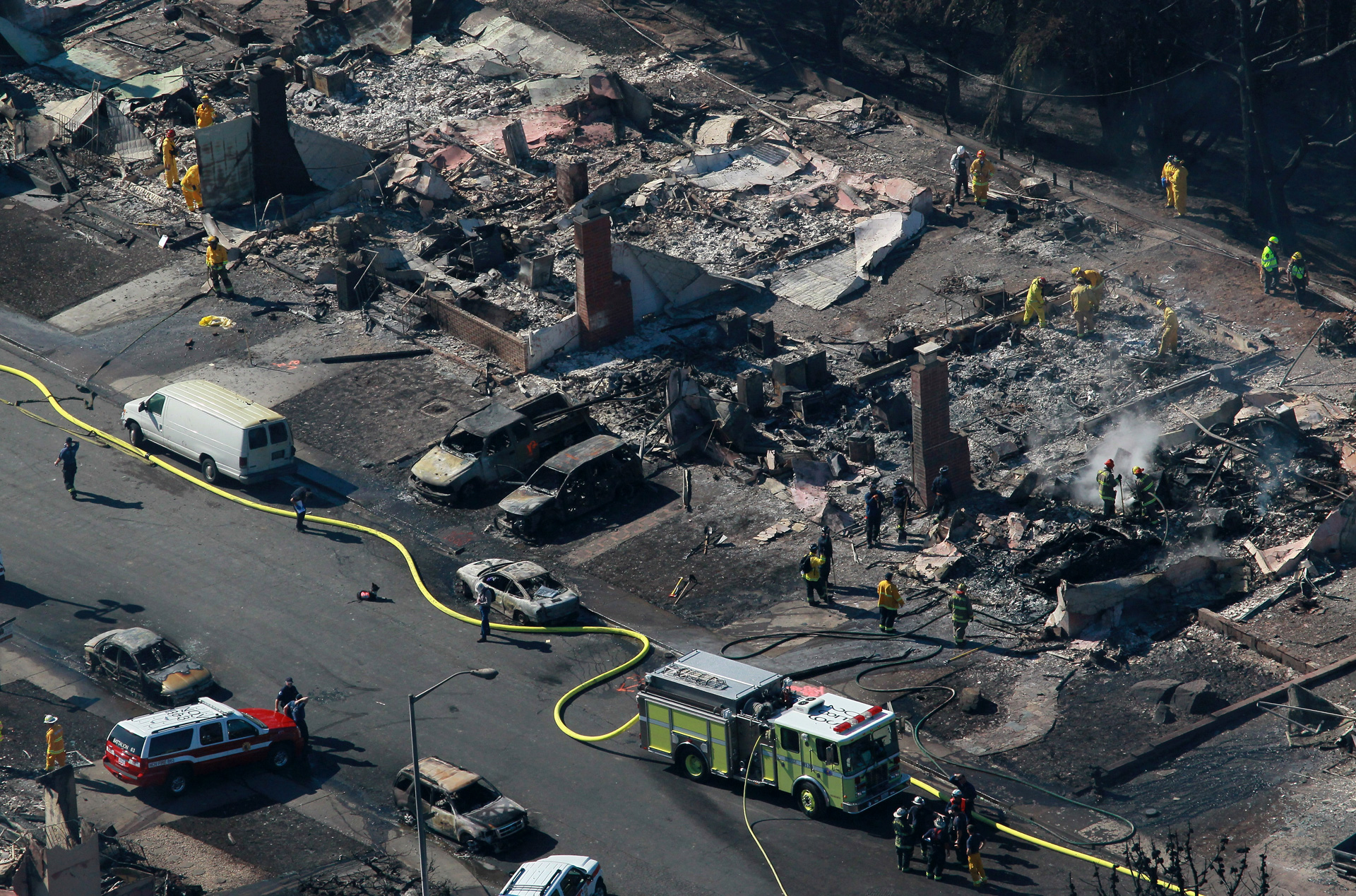 PG&E Gets $3M Fine for San Bruno Blast, Must Advertise Its Conviction on TV