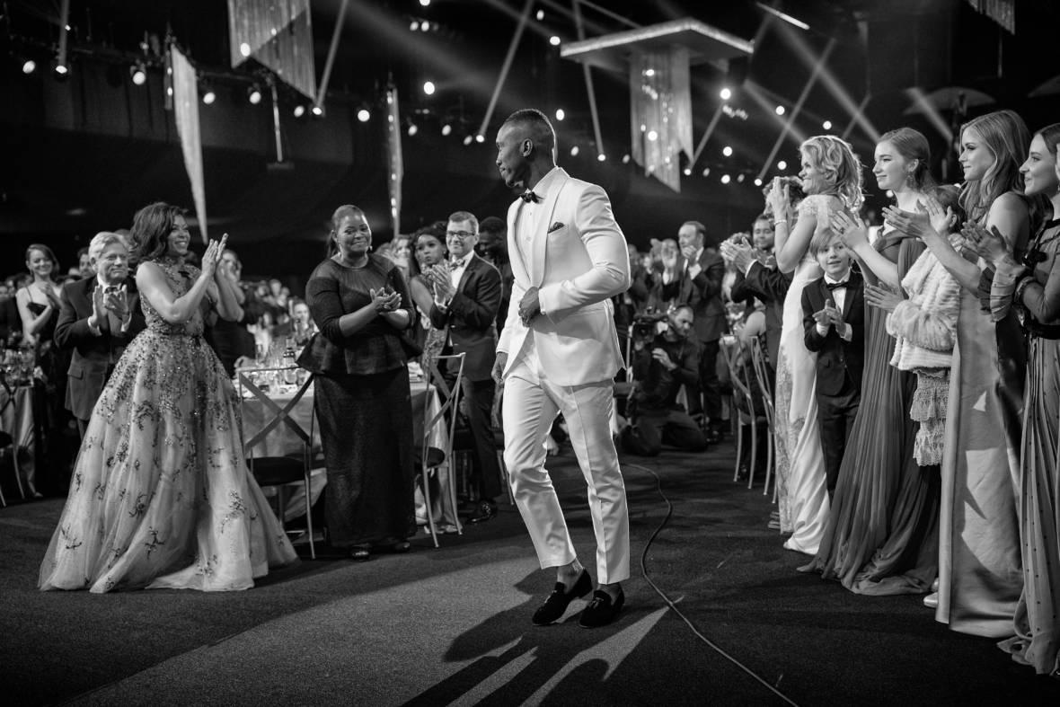 At SAG Awards, Protest of Immigration Ban Takes Spotlight
