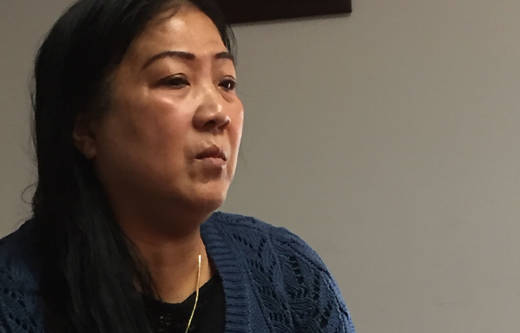 Thu Hang Pham, 58, is one of four Vietnamese former nail salon workers who have filed a lawsuit against Tustin Nail Spa in the city of Orange, accusing the salon of multiple labor law violations.