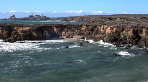 Along the coast of San Luis Obispo County, the Piedras Blancas is a historic lighthouse surrounded by land of cultural significance to the Chumash and Salinan tribes.