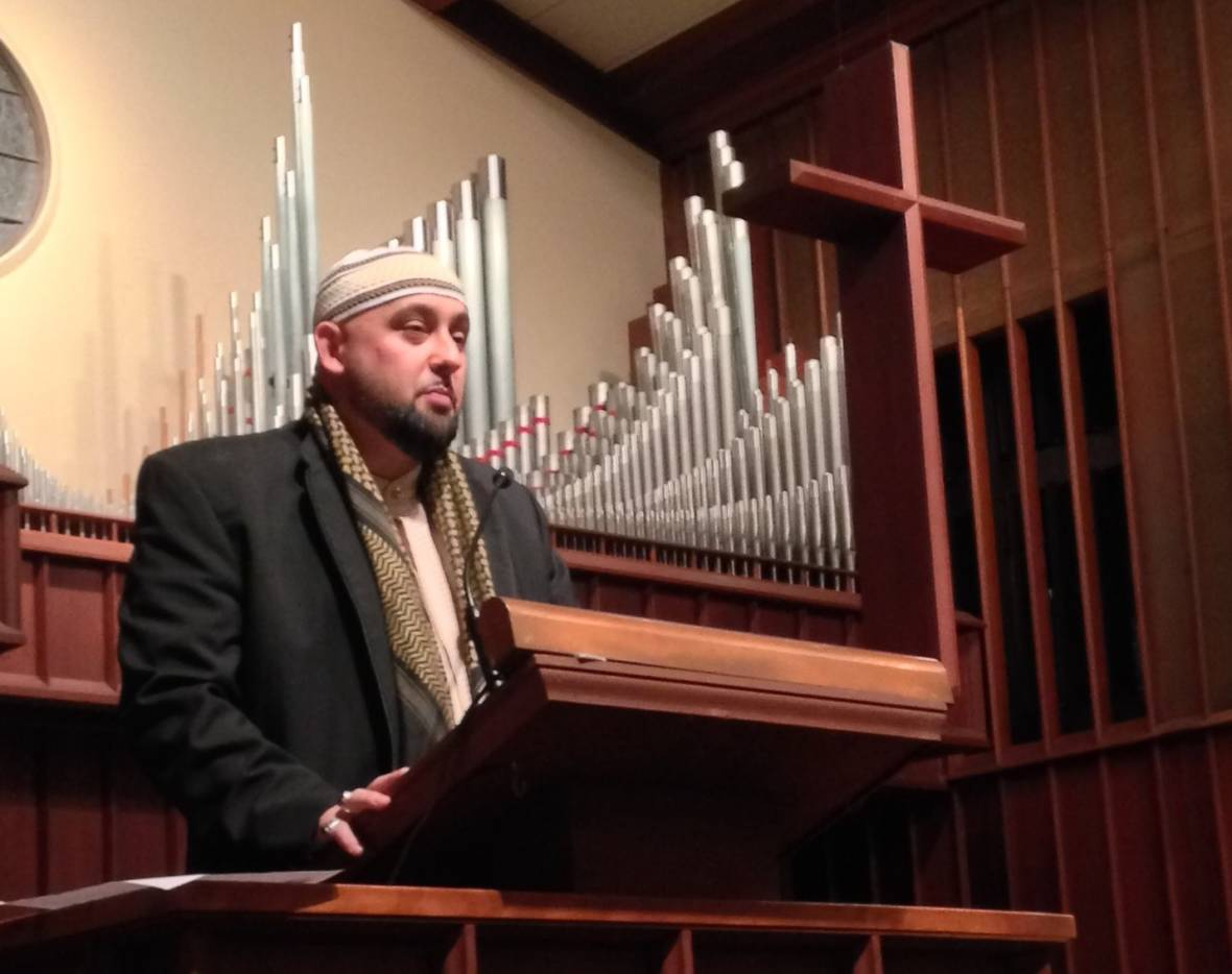 Interfaith Vigil Provides a Safe Space in Fresno