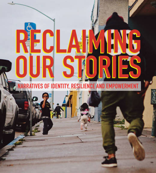 The 'Reclaiming Our Stories' collection features first-person narratives from 19 authors in San Diego.