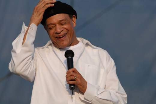 Al Jarreau (Photo by Joe Gordon)