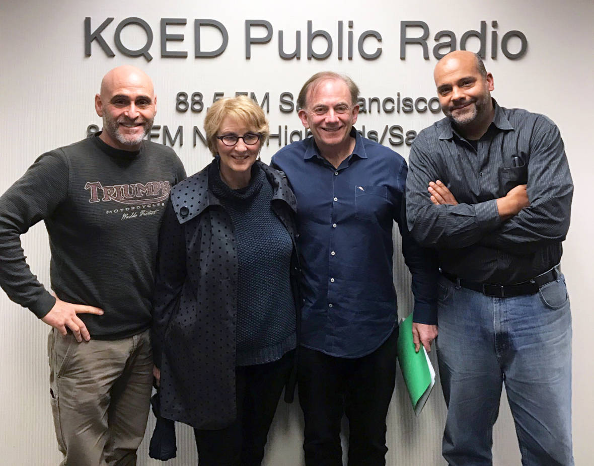 LISTEN: KQED's New Listener Politics Conversation 'Eye to Eye'