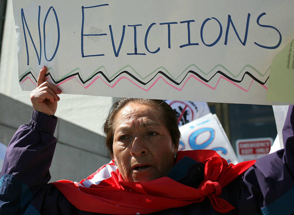 How Many Are Being Displaced by Gentrification in Oakland?