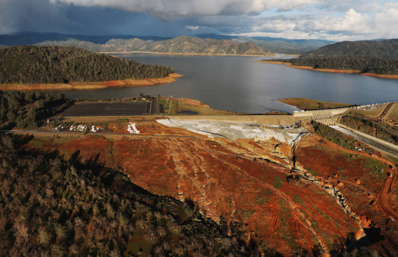 On Oroville Anniversary, Lawmakers OK Bill to Toughen Dam Inspections