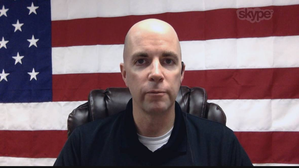 Interview with Border Patrol Agent Shawn Moran
