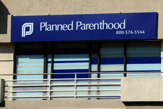 Offices of Planned Parenthood in Burbank.