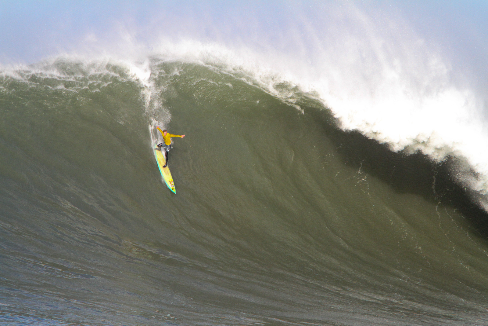 Mavericks Surf Contest Backers File for Bankruptcy | News